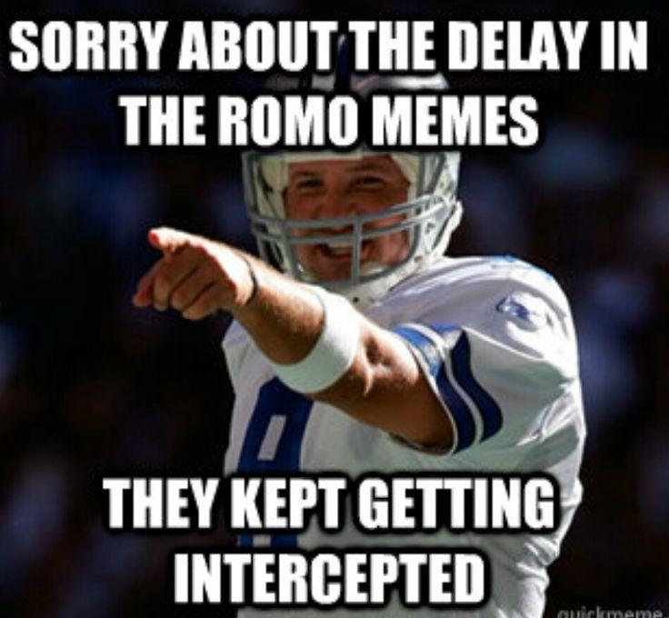 Tony Romo yesssss