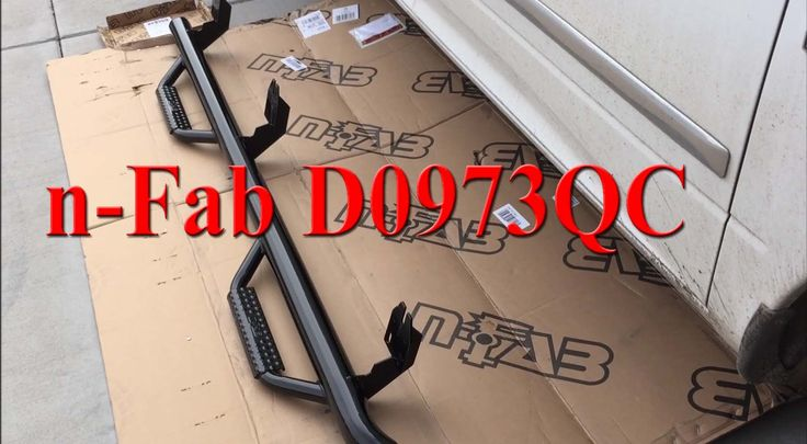 Latest Dodge RAM – N-Fab D0973QC Nerf Bar Step Install on 2013 Ram 1500 Quad Cab – 69046 Wilsonville NE Nov 2017.   Installing the N-Fab D0973QC Steps on on a 2013 Ram 1500 Quad Cab. Tools used: Wrenches, torque wrench, drill, die grinder/rotary file, screw driver, marker. No lift...
