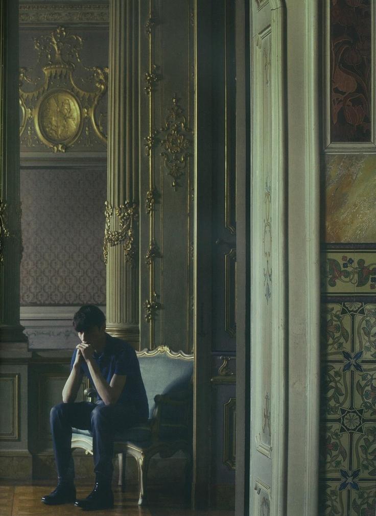 Dior Homme par Kris van Assche  - Spring Summer 2013