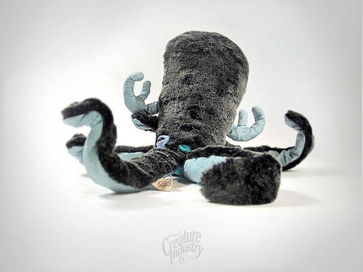 Octopus creature