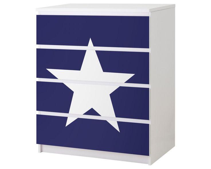 Sticker decal for furniture: IKEA MALM https://twikrs.com/en/models/ikea-malm-4d/