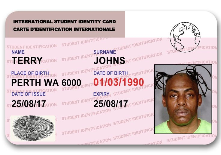 International novelty ID card. #noveltyid #novelty #fakeid