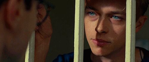 His blue eyes will look directly into your soul. | It's Time We Talk About Dane DeHaan