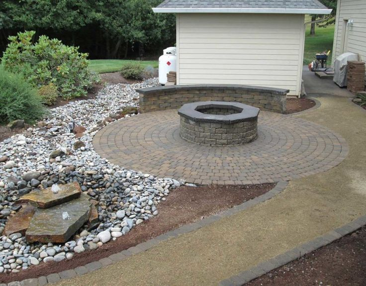 17 best images about patios and pathways on pinterest for Landscaping rocks vancouver wa
