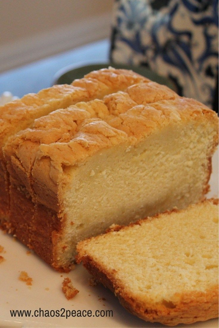 This Cream Cheese Pound Cake is a southern tradition. It is so simple to make and only contains 6 ingredients. You will want to make this today. And as an added bonus, it freezes well.