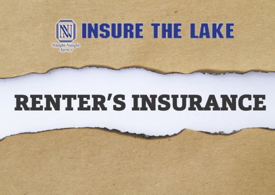 RENTER PROTECTION Think your landlord's homeowners insurance protects you in the event of a loss? Think again. Contact Insure the Lake. We're here to answer questions and help you navigate the best renters insurance policy for you.   www.InsureTheLake.com