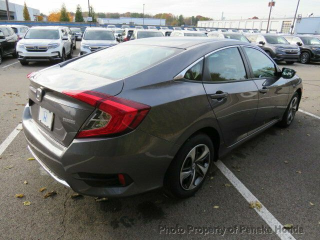 Used 2020 Honda Civic Sedan Lx Cvt Lx Cvt New 4 Dr Sedan Cvt Gasoline 2 0l 4 Cyl Modern Steel Metallic 2020 Is In Stock And For Sale Mycarboard Com Honda