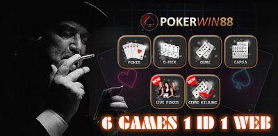 NEW GAME POKERWIN88 LIVE POKER & CEME KELILING | WIN88