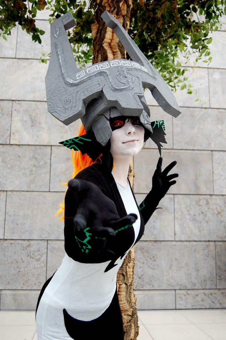 Midna Cosplay Imp midna cosplay