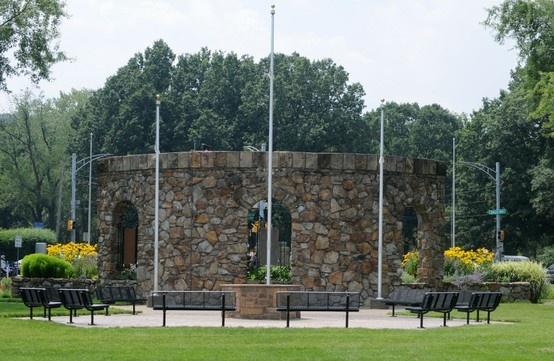 North Park Flag Retirement Plaza North Park Pinterest Retirement