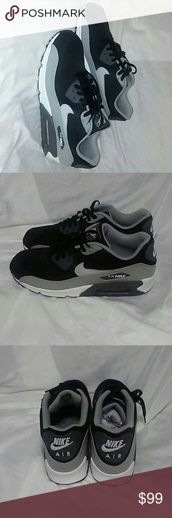 NIKE AIR MAX 90 LTR PREMIUM SIZE 13 NIKE AIR MAX 90 LTR PREMIUM SIZE 13 Nike Shoes Sneakers
