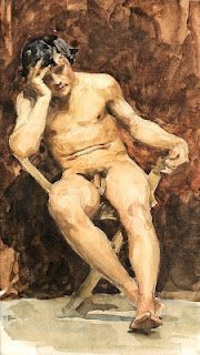 Figure drawingg on Pinterest - John Singer Sargent, Figure Drawing ..