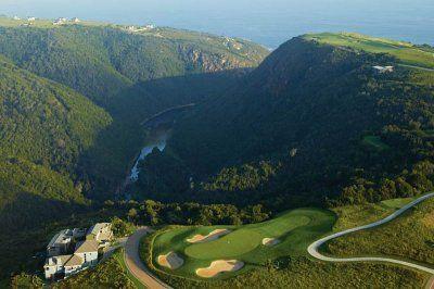 Ernie Els Oubaai Golf Course
