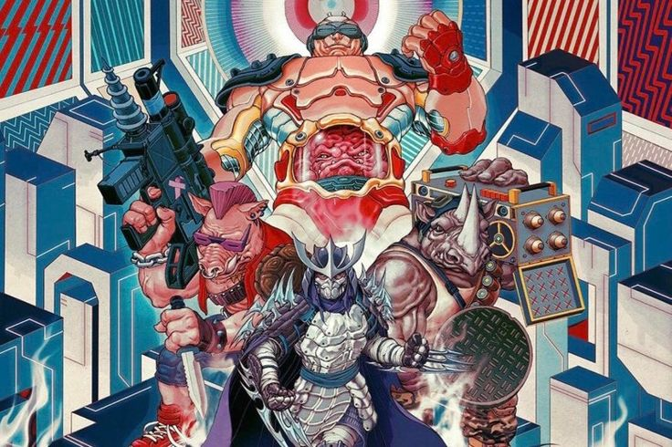 James Jean & Good Smile Team up for Part 2 of Their 'Teenage Mutant Ninja Turtles' Collaboration