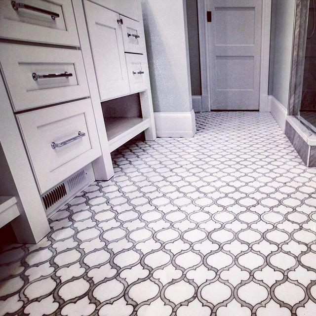 Luxury Bathroom Design Marrakech Arabesque Floors Bathroom Design Luxury Arabesque Tile Bathroom Waterjet Mosaic Tile