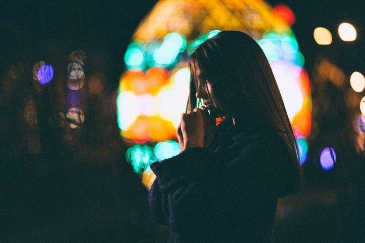 Блог фотографа. Роман Мамрук  : Ночной портрет