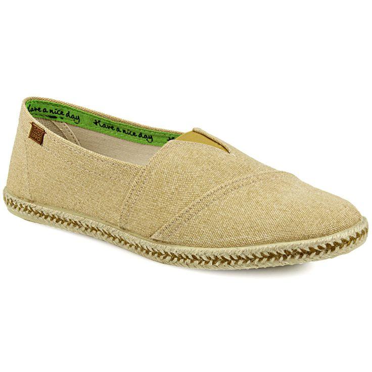 Ανδρικές Εσπαντρίγιες πάνινες - Ανδρικές εσπαντρίγιες loafer μονόχρωμες του οίκου Gioseppo. Εξωτερικά είναι κατασκευασμένα από ύφασμα. Εσωτερικά επίσης είναι...