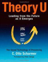 'Theory U: Leading from the Future as It Emerges'  In this ground-breaking book, C. Otto Scharmer invites us to see the world in new ways. What we pay attention to, and how we pay attention is the key to what we create. What often prevents us from 'being present, ' is what Scharmer calls our blind spot, the inner place from which each of us operates. Becoming aware of our blind spot is critical to bringing forth the profound systemic changes so needed in business and society today.: Worth Reading, Ground Breaking Book, Future, Books Worth, Theory, Scharmer Invites