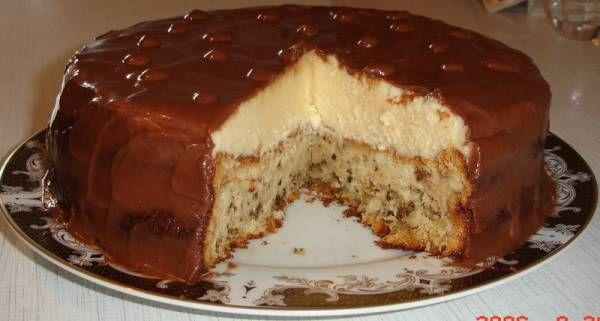 """Торт """"Эскимо"""""""