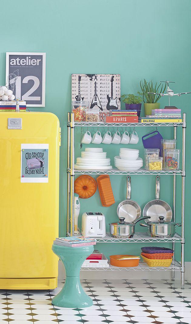 Veja como deixar tudo em ordem com muito estilo e criatividade!