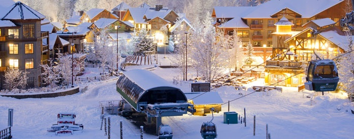 Whistler lodges