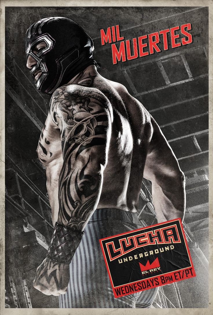 so i finally started watching lucha underground. this guy's one of my favs so far