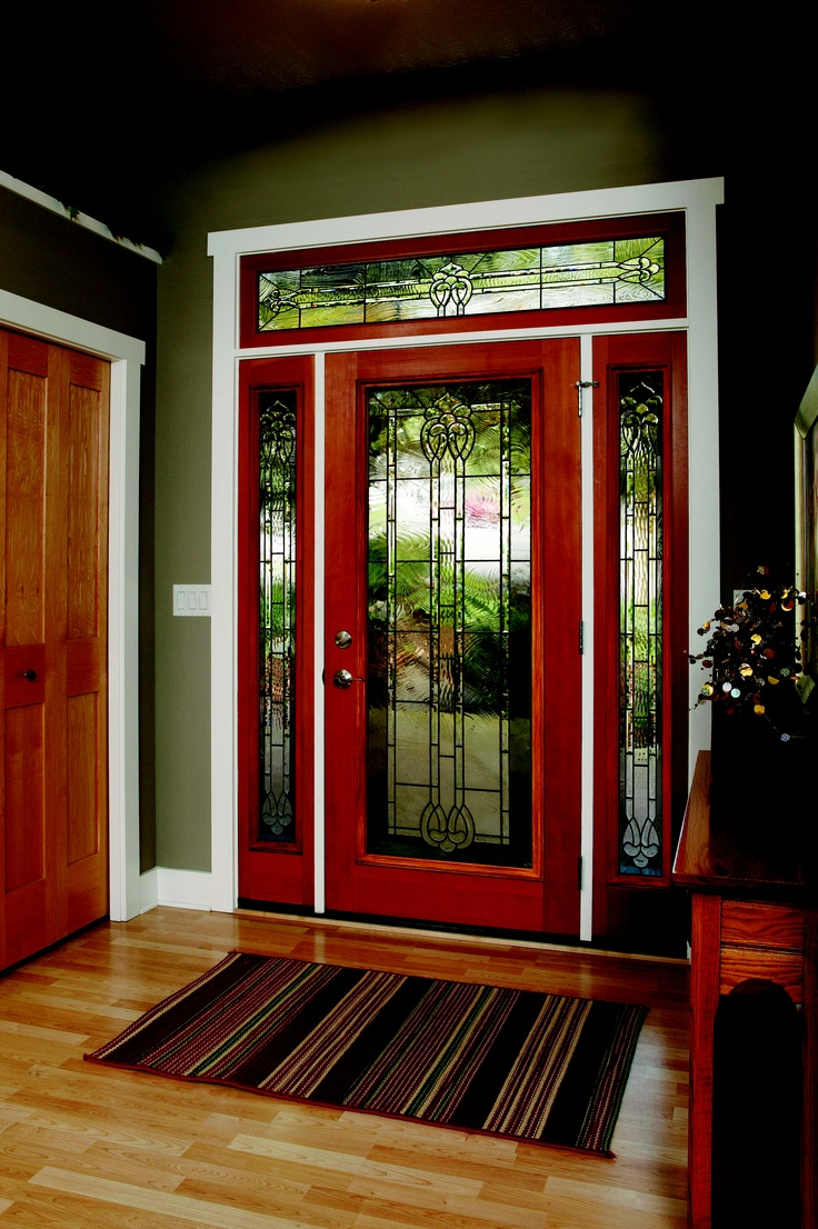 Waudena Millwork Entry Doors | Make A Memorable Entrance | Pinterest | Doors