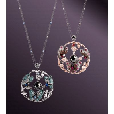 Butterfly Maiden Pendants - from Unicorn Jewelry Design Co Limited