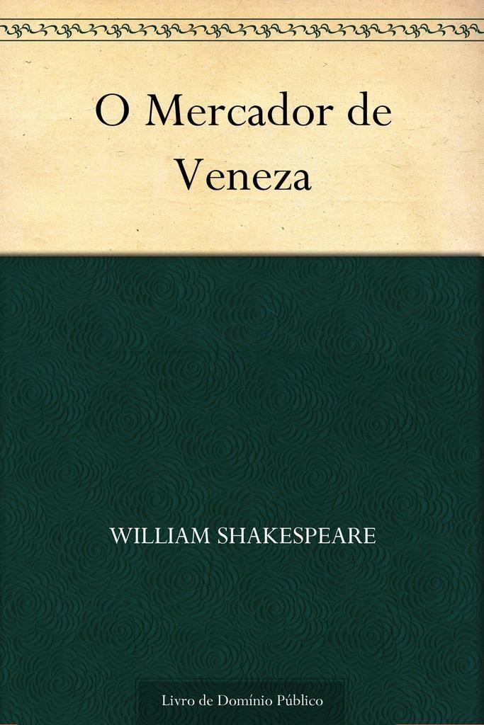 O MERCADOR DE VENEZA é uma das obras mais polêmicas de William Shakespeare (1564-1616). Escrita por volta de 1596, aborda o choque entre diferentes culturas, tema tão presente hoje como na Inglaterra do século XVI. Tradicionalmente classificada como comédia, apresenta elementos típicos do romantismo; um exemplo é a heroína da peça – Pórcia –, uma dama italiana à procura de um marido.