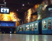 Metrô de Santiago do Chile | Estações e atrações póximas