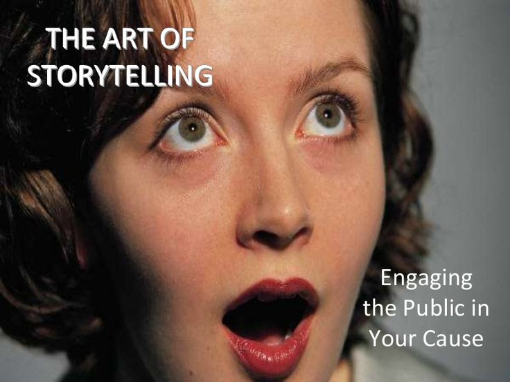 How to tell engaging stories for non-profits, charities, and causes