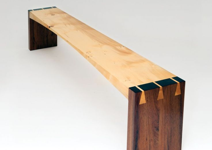 Bench Seat, Scott Mitchell. Bungendore Wood Works Gallery 2013