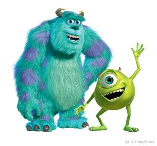 Pixar Corner: The Contrasts in Pixar Characters