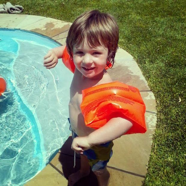 Your #Grootbos Moments [Week 3] - by Natasha Clark #Kids #Swimming http://www.grootbos.com/en/blog/travel/your-grootbos-moments/week-3