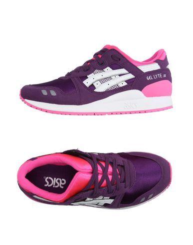 Prezzi e Sconti: #Asics tiger sneakers and tennis shoes basse Viola  ad Euro 31.00 in #Asics tiger #Bambino calzature sneakers