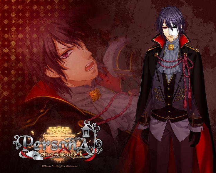 The Phantom (Opera Za No Kaijin)/#1419992 - Zerochan