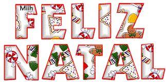 Gifs , Mensagens e Imagens :: Gif Feliz Natal