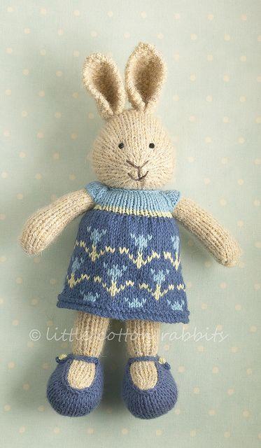Daisie by Little Cotton Rabbits