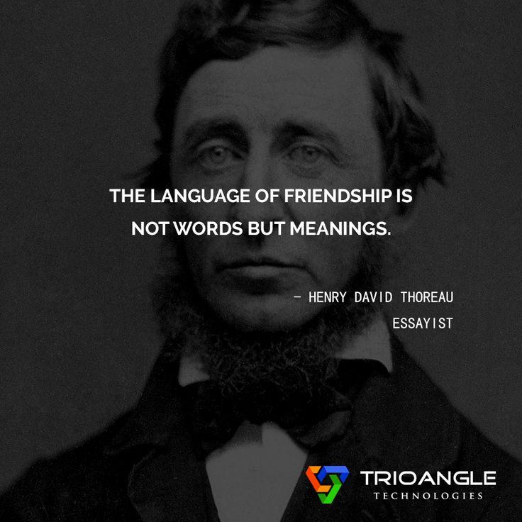 #trioangle #HenryDavidThoreau #essayist #quotesoftheday #quotes #inspirationalquotes #lifequotes #motivation #quotesforlife #mondayquotes