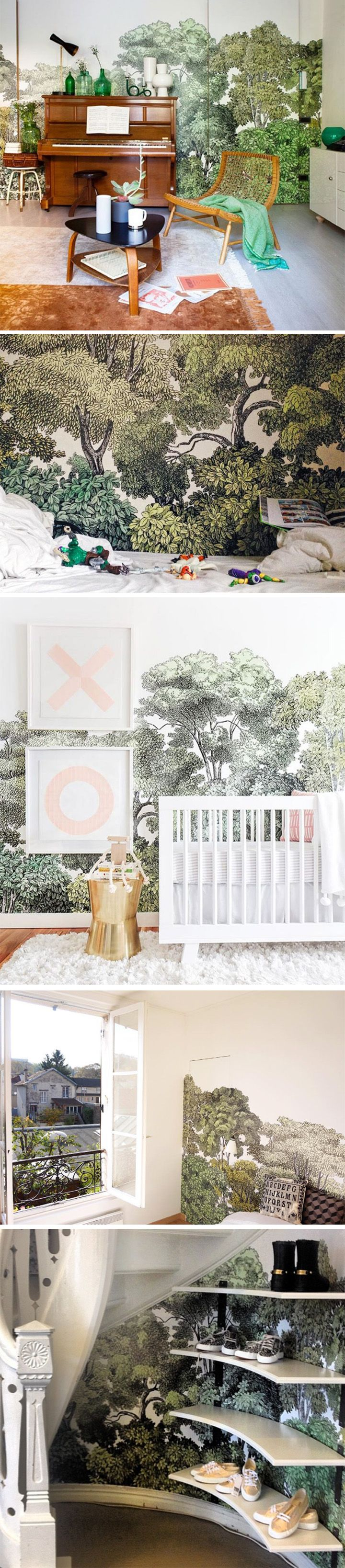 best 25 forest mural ideas only on pinterest forest bedroom get inspired on how to style our popular wall mural design bellewood we have collected