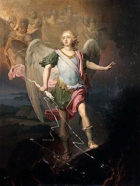 Arcángel Miguel en San Petersburgo                                                                                                                                                                                 Más