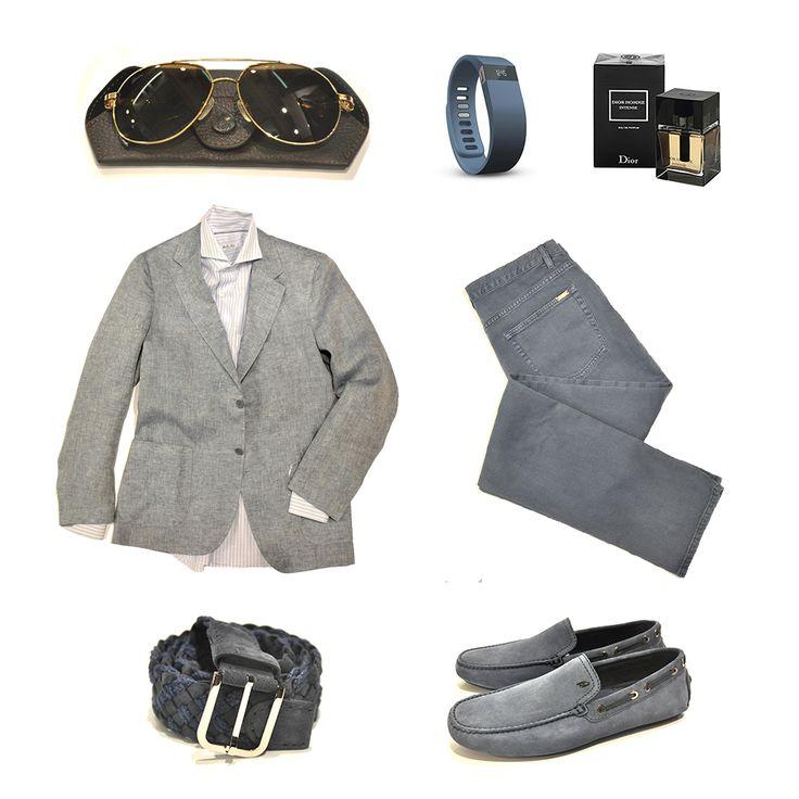 Лучшие подарки для мужчин на 23 февраля в Галерее Сады Победы. Пиджак, рубашка, джинсы, пояс, все #LoroPiana , очки, макасины, все #Brioni бутик #ManzoniUomo браслет #Fitbit #Forse #Slate L бутик #ETon , духи #Dior #Homme бутик #Brocard