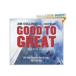 Good To Great CD [Audiobook] [Audio CD]