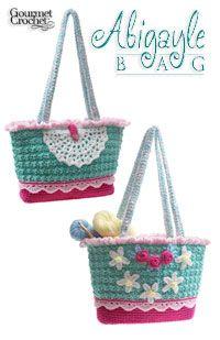 17 mejores imagenes sobre crochet bag en Pinterest ...