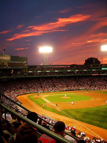 Fenway Park - Home of the Boston Red Sox. Boston Massachussets, Coming Summer 2016!
