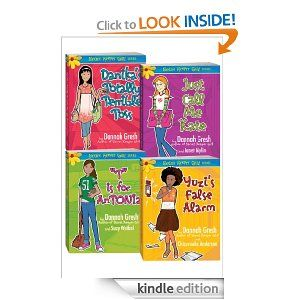 Secret Keeper Girl Fiction Series by Dannah Gresh. For 8-12 year olds.