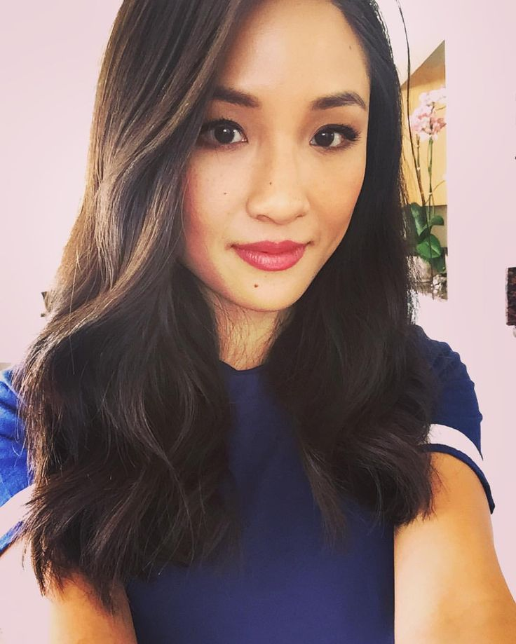 "Constance Wu on Instagram: ""#selfie bc hair game mad strong today bc @dereksyuen slays always ugh so good"""