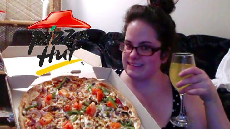 Vegetarian Pizza Hut Muk Bang