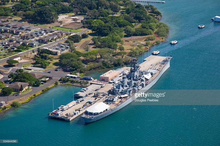 USS Missouri, Pearl Harbor, Honolulu, Oahu, Hawaii