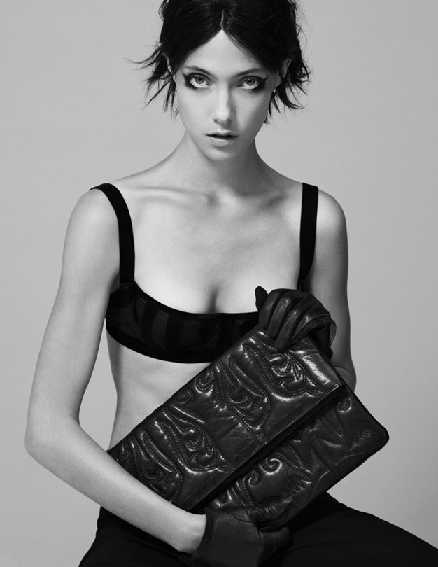 #cowboy #embossed leather #clutch    Angel Jackson #SS13 collection  #AngelJackson look book campaign shot by Sarah Piantadosi